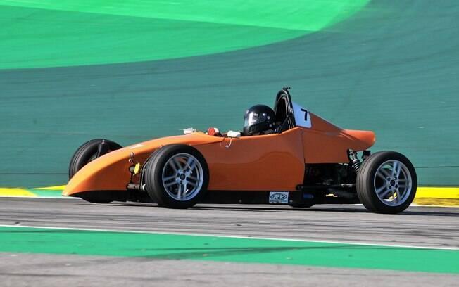 O carro da Fórmula Vee em 2019 terá novidades em Interlagos