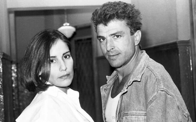 Maria de Fátima e César Ribeiro: campeões