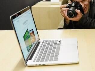 Apple realiza evento nos EUA para lançar iPad e novas versões do Macbook Pro de 13 polegadas, iMac e Mac Mini