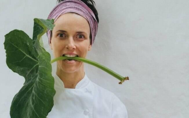 Helena Rizzo é um dos destaques da nova produção culinária da Netflix