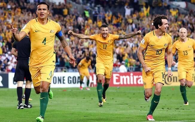 Austrália será uma das convidadas para a Copa América 2020
