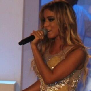 Anitta e Daniela Mercury em Salvador na noite dessa quinta-feira (27)