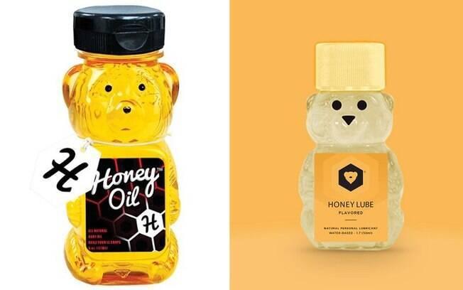 Com propriedades hidratantes e nutritivas, o mel é a matéria prima destes lubrificantes íntimos