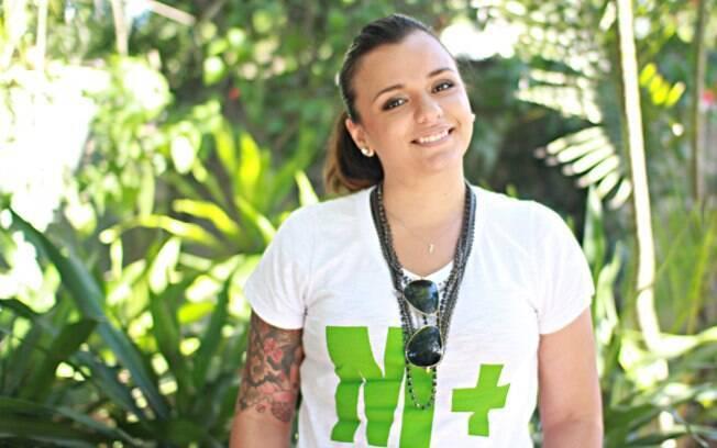 A repórter das celebridades, Lela Gomes