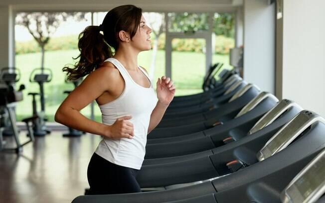78% das mulheres entrevistadas acham que fazer exercícios diminui os efeitos do ciclo menstrual