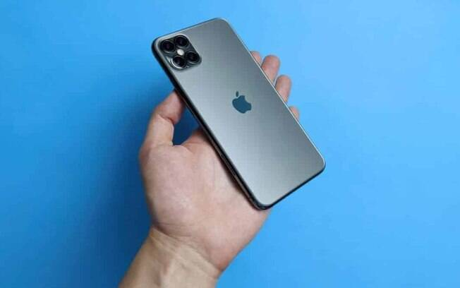 Conceito de iPhone 12