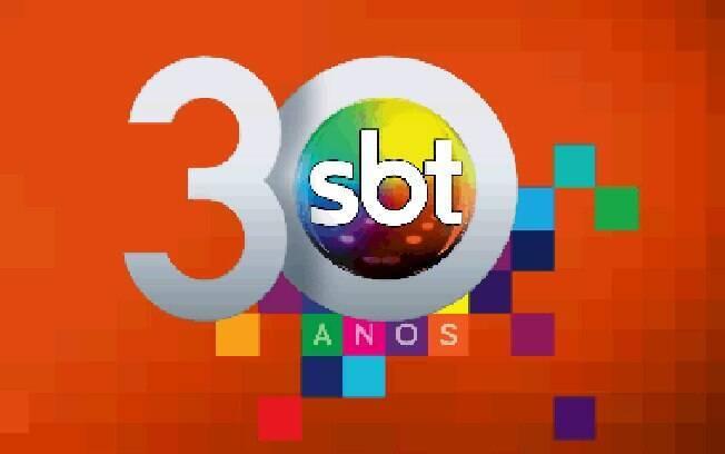O novo logo da emissora, para celebrar os 30 anos de vida