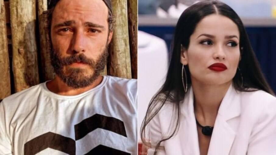 Thiago Rodrigues e Juliette