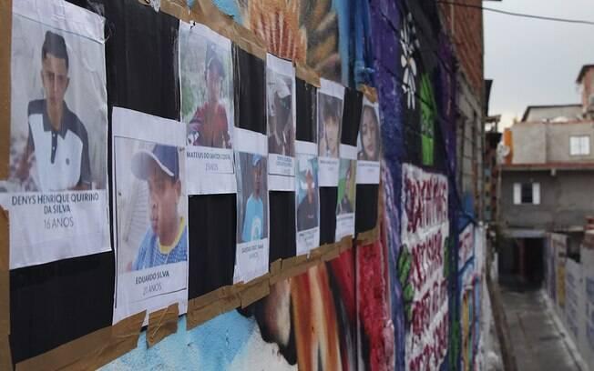 Os pesquisadores analisaram a documentação das mortes de 25 meninos e meninas que ocorreram em 2017