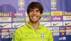 Kaká é convocado para o lugar do lesionado Douglas Costa