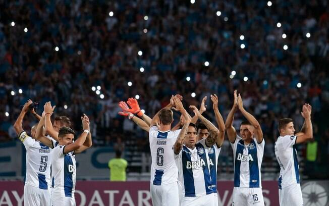 Talleres venceu o São Paulo por 2 a 0 na segunda fase da Libertadores