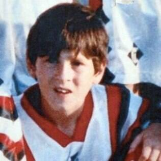 Messi no Newell's Old Boys
