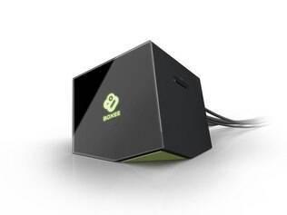 Boxee Box é um adaptador que conecta televisores à internet