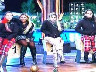 Andressa, Bárbara, Denise e Yani podem ir pra Roça