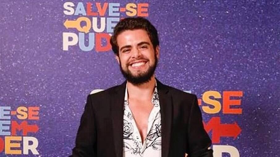 Bernardo Assis interpreta o Catatau em