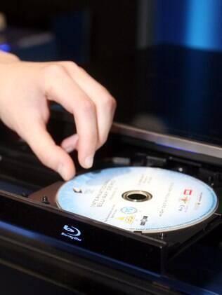 Discos Blu-ray podem ter mais de 120 GB de dados