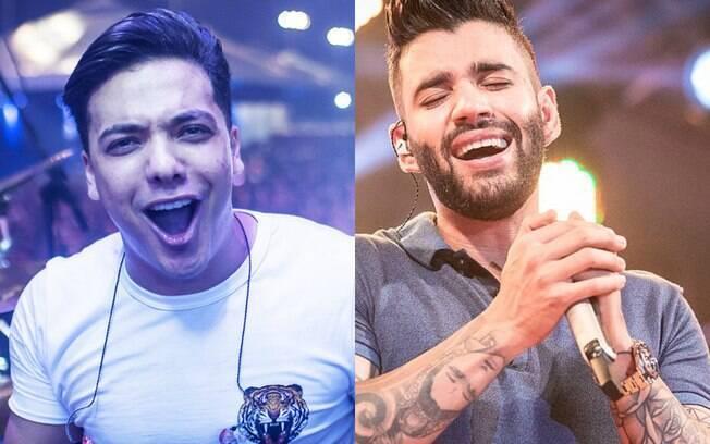 Wesley Safadão e Gusttavo Lima