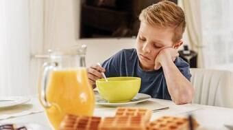 Se alimentar bem desde pequeno previne doenças; veja dicas