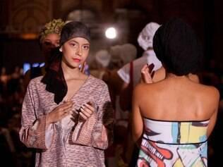 Cidades - Belo Horizonte - MG Minas Fashion World apoia prevencao de cancer em mulheres  Na foto: Ana Luiza Brasiel  FOTO: FERNANDA CARVALHO / O TEMPO - 30.11.2014