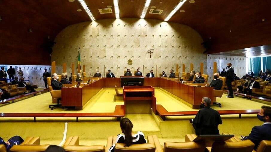 Governadores assinam nota em defesa do STF de 'constantes ameaças e agressões'