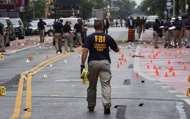 O FBI é o serviço secreto de segurança dos EUA; organização diz ter prendido três terrorista do Estado Islâmico