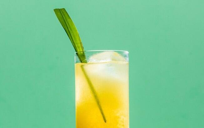 Refrescante e perfeito para os que adoram frutas cítricas