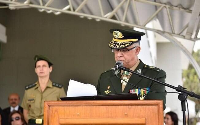 General de brigada Carlos Augusto Fecury Sydrião Ferreira