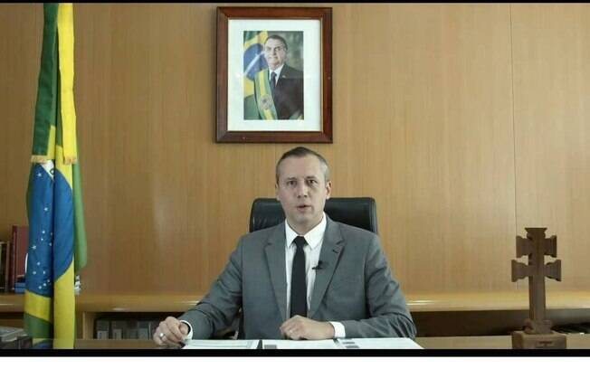 Roberto Alvim citou o discurso de líder nazista em um vídeo
