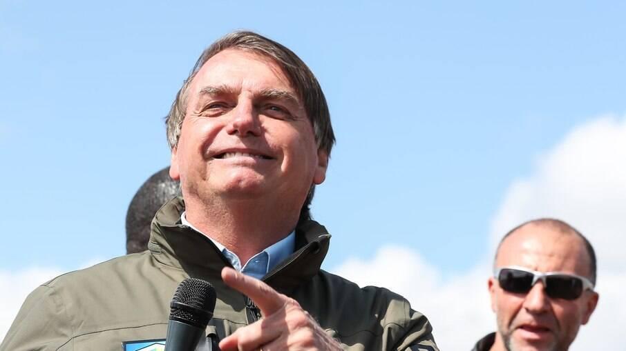Em evento no Alagoas, Bolsonaro prometeu inscrições do Bolsa Família por meio de aplicativo