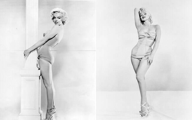 Marilyn Monroe é lembrada pelo sugerido affair com o ex-presidente norte-americano John Kennedy