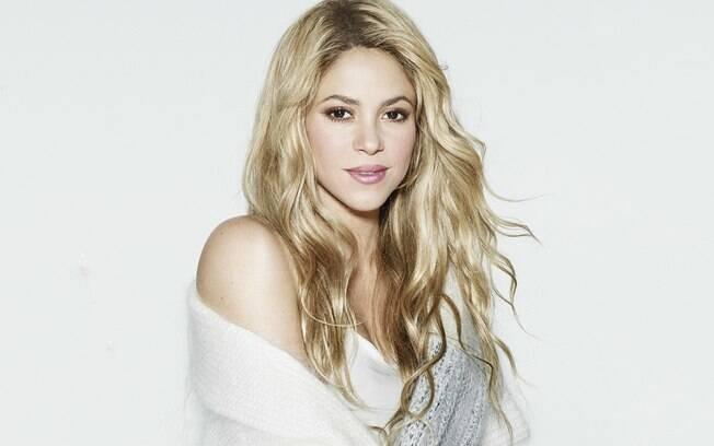 A cantora Shakira é a mamãe mais ouvida do mundo; cantora também confirmou shows no Brasil este ano