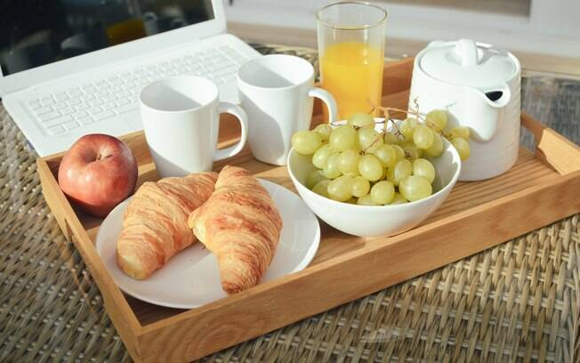 O café da manhã é a refeição mais importante do dia