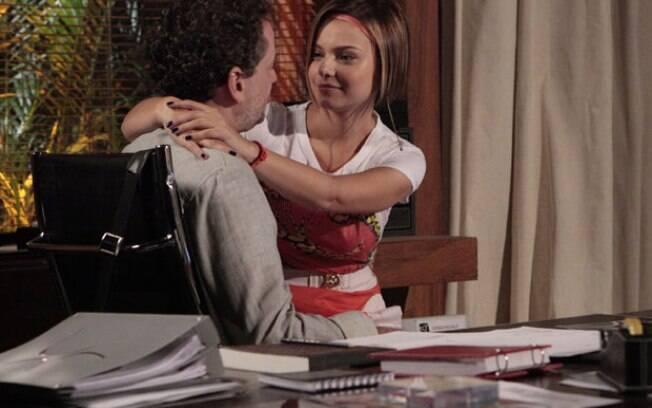 Paulo e Vanessa Fina Estampa