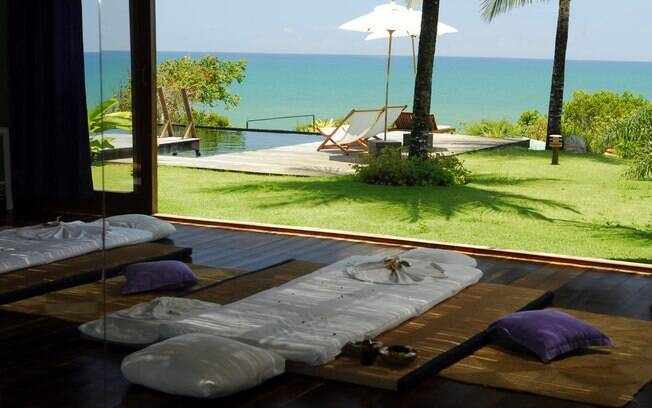 Lua de mel no resort Txai na Bahia: luxo e conforto