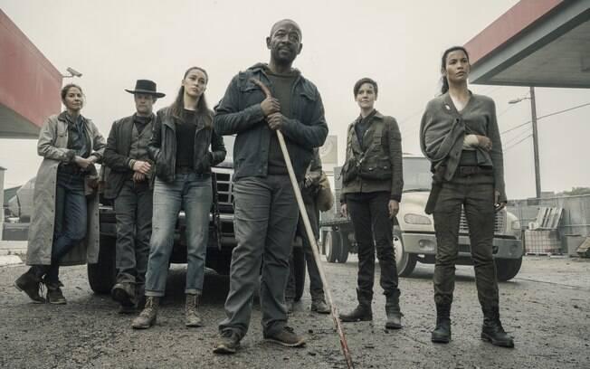 """No novo episódio de """"Fear the Walking Dead"""" o grupo enfrenta uma missão impossível"""