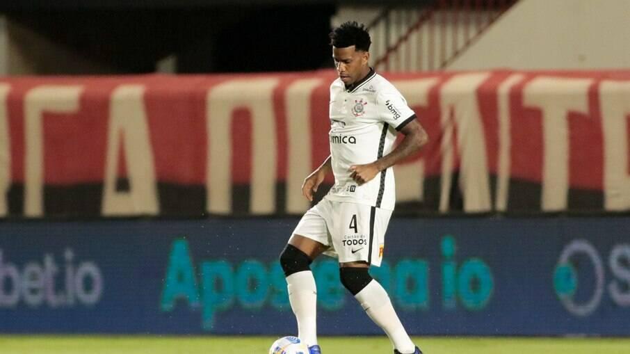Corinthians encara o RB Bragantino pelo Campeonato Brasileiro