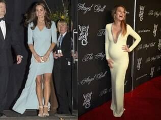 Qual foi grávida mais bem-vestida?