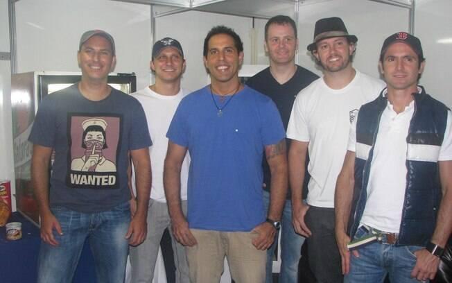 O grupo Inimigos da HP também se apresentou em São Paulo