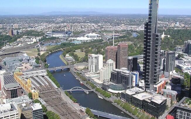 Pela sétima vez seguida, a cidade de Melbourne, na Austrália, foi eleita a melhor cidade do mundo para viver