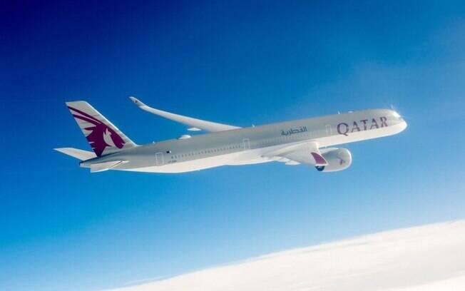 Qatar opera hoje o primeiro voo sobre Arbia Saudita desde 2017