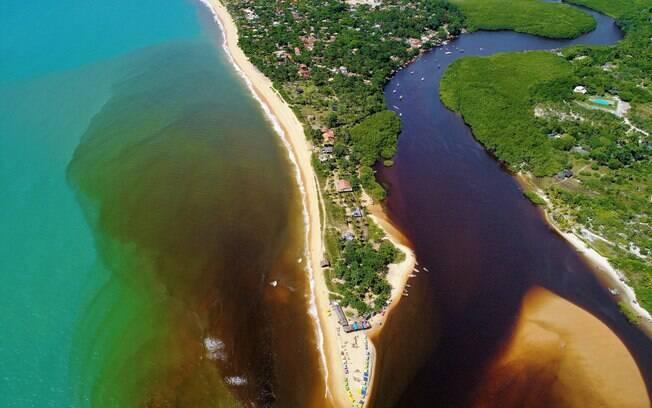 mar e rio de caraíva