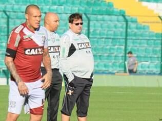 Guto Ferreira espera que time consiga a segunda vitória seguida na competição