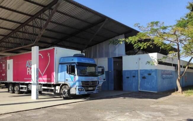 Carreta do Hospital do Amor fará mamografia na Vila União, em Campinas