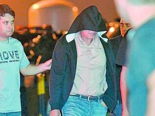 Preso. Paulo Roberto Costa foi transferido ontem do Rio de Janeiro, onde foi preso, para o Paraná