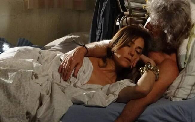 Tereza Cristina trai René com Pereirinha