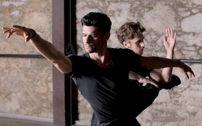 Thiago Soares e Danilo Dalma em 'Roots'