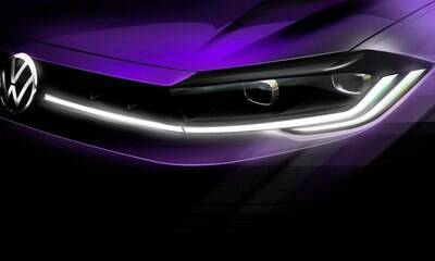 VW revela teaser do compacto Polo renovado