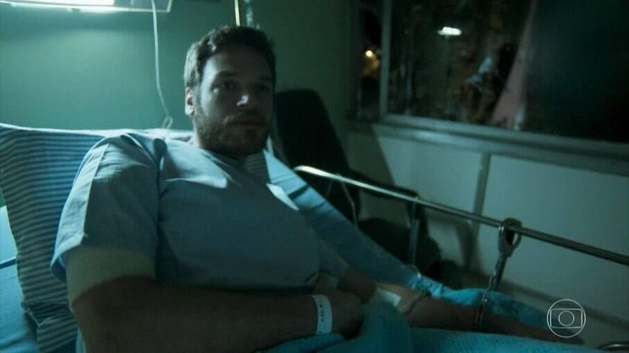 Sabiá resgata Rubinho do hospital