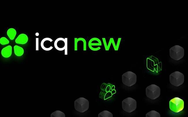 O ICQ voltou repaginado