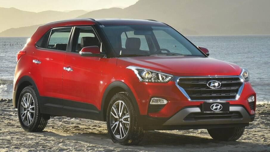 Hyundai Creta tem boa relação custo-benefício; câmbio manual de seis marchas é macio e curto